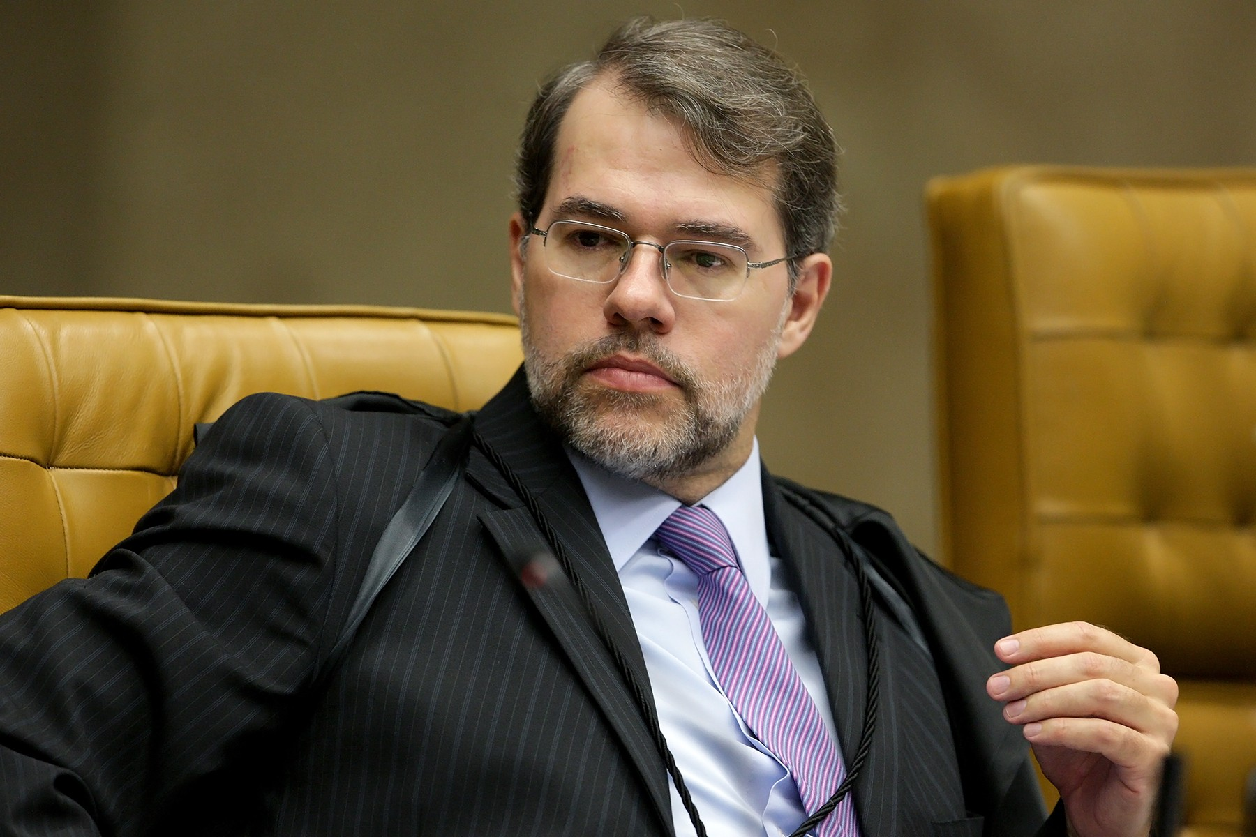 O ministro do STF Dias Toffoli (Foto: Fellipe Sampaio/SCO/STF)