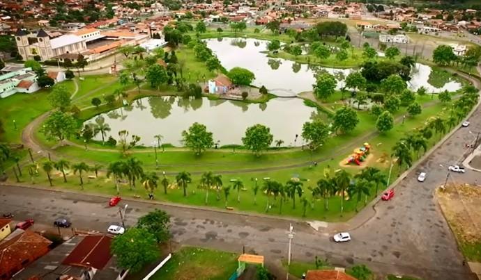 A cidade tem quase 60 mil habitantes (Foto: reprodução/RPC)