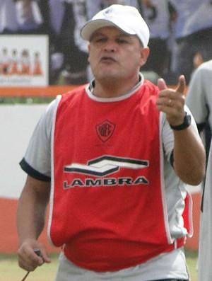 Edson Vieira Rio Branco Tigre (Foto: Nacim Elias / Rio Branco-SP)