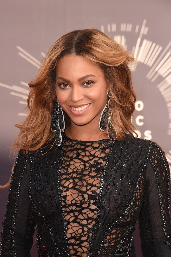 Beyoncé (33) - Austin Powers em o Homem do Membro de Ouro (2002); Dreamgirls: Em Busca de um Sonho (2006); A Pantera Cor de Rosa (2006) (Foto: Getty Images)
