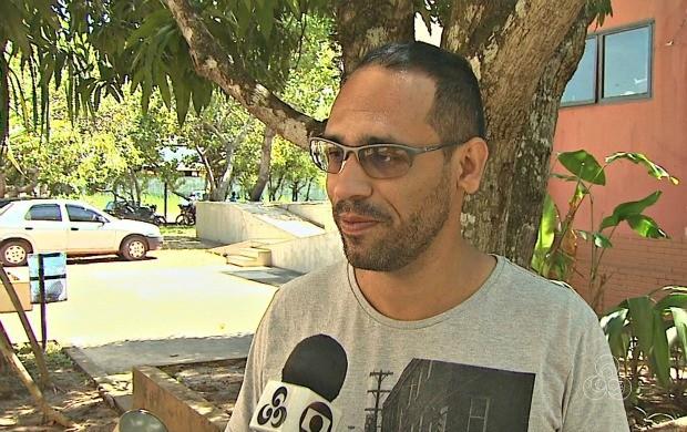 Diretor do evento, Sérgio de Carvalho, exalta o intercâmbio e os encontros que o festival promove (Foto: Bom Dia Amazônia)