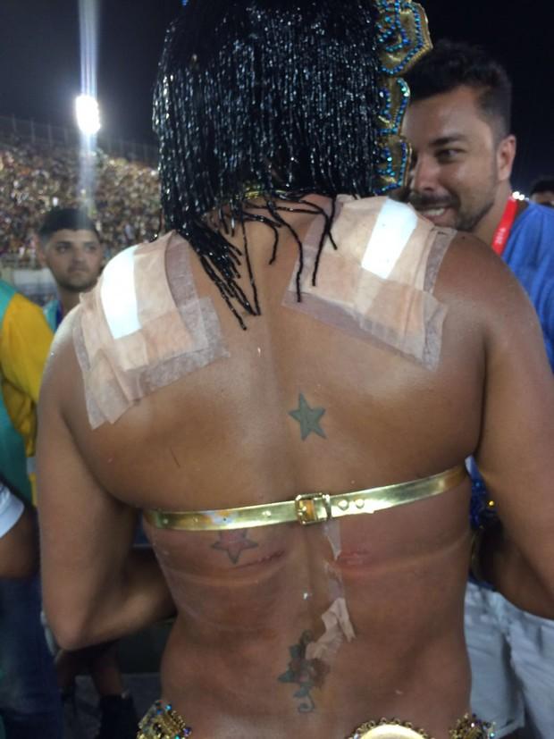 Gracyanne Barbosa (Foto: Ego)