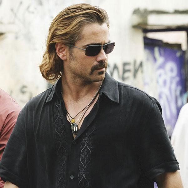 Colin Farrell - 'Miami Vice' (2006) (Foto: Divulgação)