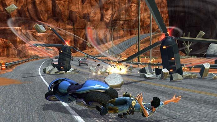 Repleto de bugs e problemas, game é um dos piores (Foto: Reprodução)
