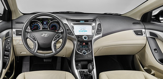 Hyundai Elantra 2016 (Foto: Hyundai)