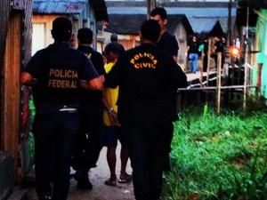 Operação PF (Foto: Divulgação/ Polícia Federal)