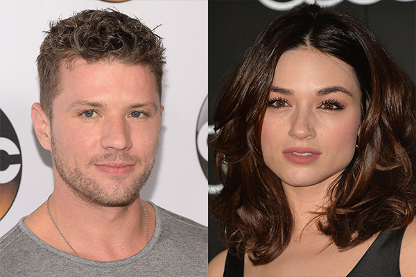 Ryan Phillippe e Alexis Knapp (Foto: Getty Images)