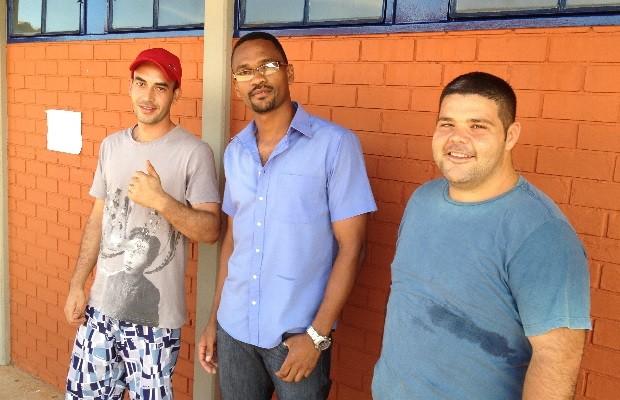 Detentos de Goiás estudam e se preparam para fazer o Enem prisional 4 (Foto: Sílvio Túlio/G1)