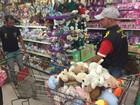 Operação de Natal do IPEM apreende 349 brinquedos em lojas da RMR
