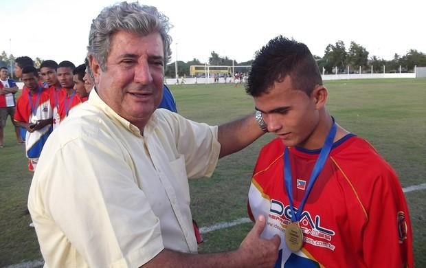Euclydes Mello, conselheiro do CSA (Foto: Paulo Lira/Notícia na Mira)