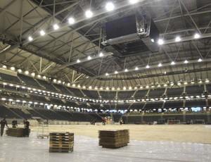 Friends Arena, Solna, Suécia (Foto: Rafael Maranhão / Globoesporte.com)