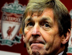 Kenny Dalglish novo treinador do liverpool (Foto: agência Reuters)