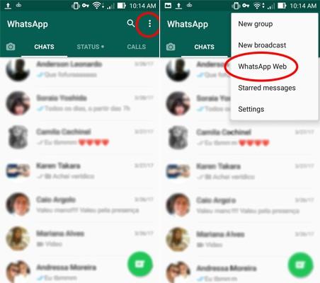 WhatsApp Web, como usar? (Foto: Reprodução)