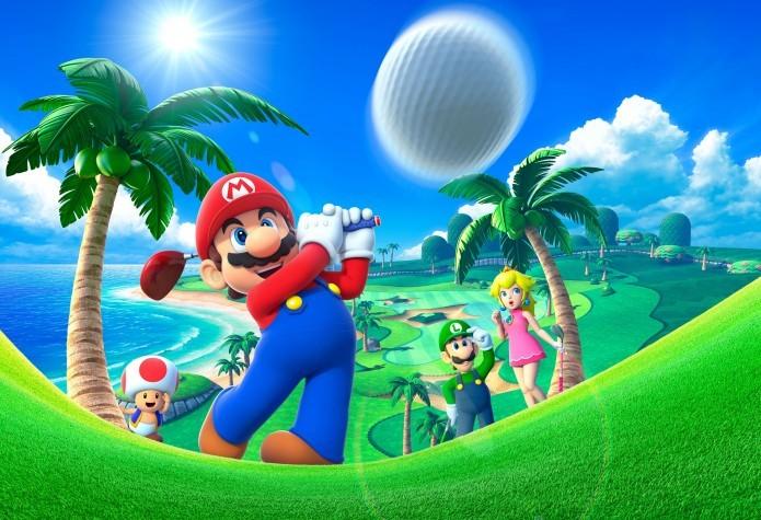 Mario Golf World Tour (Foto: Divulgação) (Foto: Mario Golf World Tour (Foto: Divulgação))