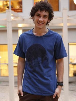 Guilherme faz o maior sucesso com as meninas! (Foto: Malhação / Tv Globo)