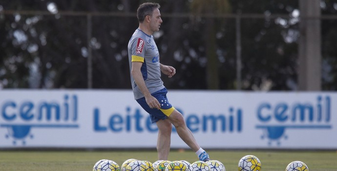 Paulo Bento Cruzeiro (Foto: Washington Alves/Light Press)