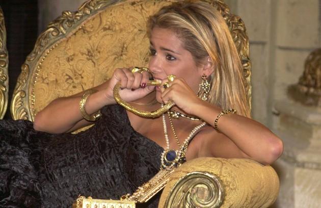 Como Lara em 'O beijo do vampiro', que foi ao ar em 2003 (FOTO: João Miguel Junior/ TV Globo)