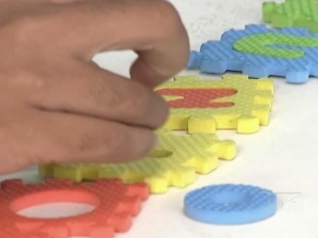 Hoje é Dia Mundial da Conscientização do Autismo (Foto: Reprodução/TV Mirante)