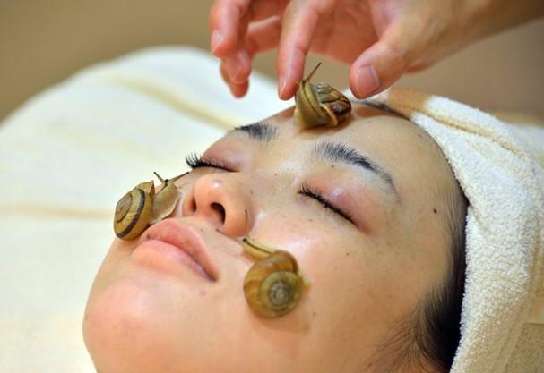 Escargot Course é o nome do tratamento antienvelhecimento do Japão (Foto: Divulgação)