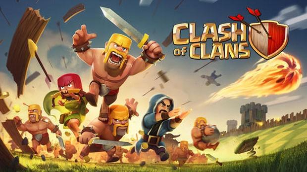 O game em forma de aplicativo 'Clash of Clans' foi o mais vendido no segundo trimestre de 2013, segundo a IDC. (Foto: Divulgação)