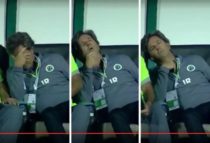 BLOG: Calma, Caio Jr: técnico sofre, mas time vence com pênalti nos minutos finais