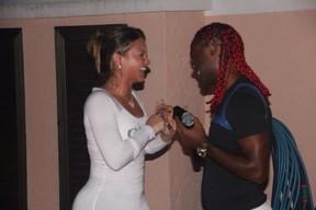 Vagner e Lucilene no dia do noivado  (Foto: Divulgação)