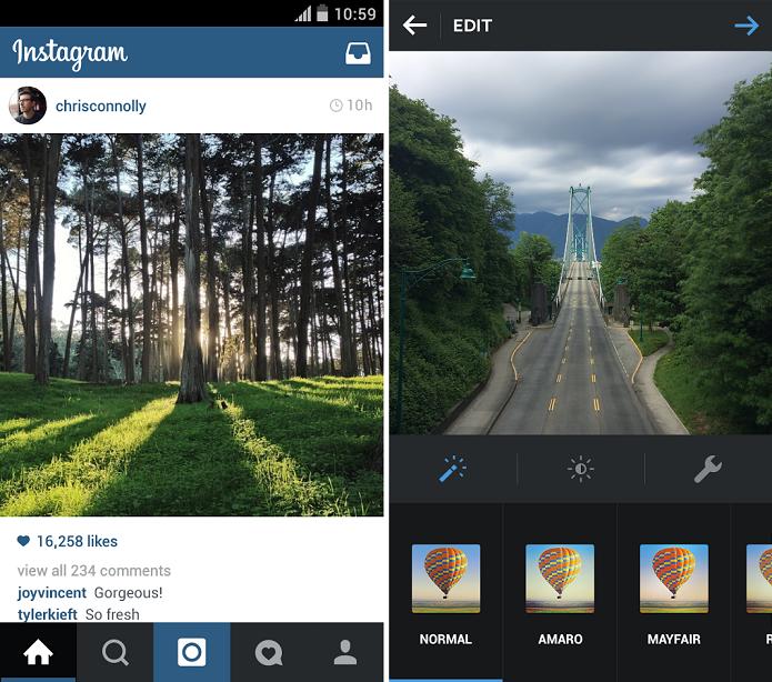Instagram ganha atualização que permite editar legenda (Foto: Divulgação)