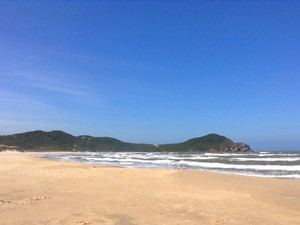 Baía é a única brasileira a fazer parte do Clube  (Foto: Luíza Fregapani/G1 SC)