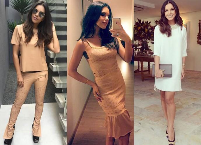 Mariana Rios dá detalhes sobre o estilo que desfila no dia a dia  (Foto: Arquivo pessoal)