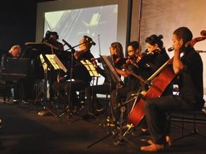 BachianaJovem é formada por alunos descobertos na Música Venceu (Foto: Divulgação/ Fundação Bachiana)