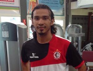Leandro Sobral, meia do Campinense (Foto: Divulgação/Campinense)