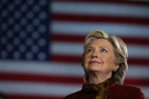 Hillary Clinton perde eleições nos Estados Unidos para Donald Trump (Foto: REUTERS/Carlos Barria/File Photo)