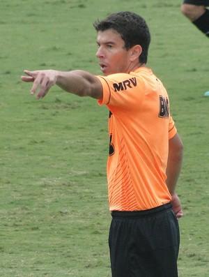 Leandro Donizete do Atlético-MG (Foto: Leonardo Simonini)