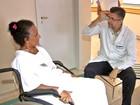 Dona de casa passa pela primeira cirurgia de Parkinson pelo SUS em MT