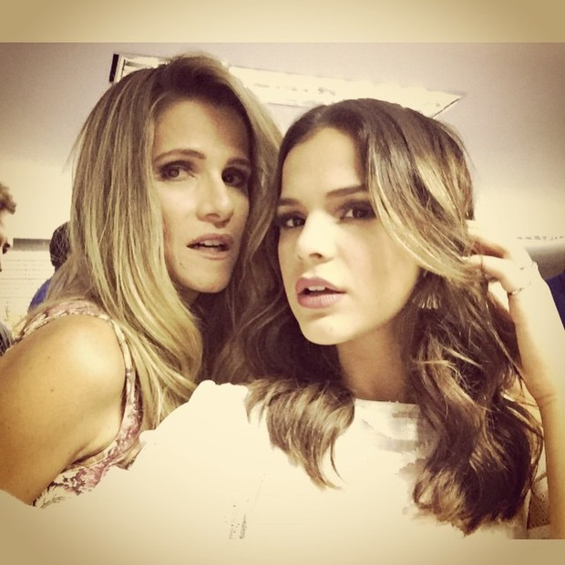 Ingrid Guimarães e Bruna Marquezine (Foto: Reprodução/ Instagram)