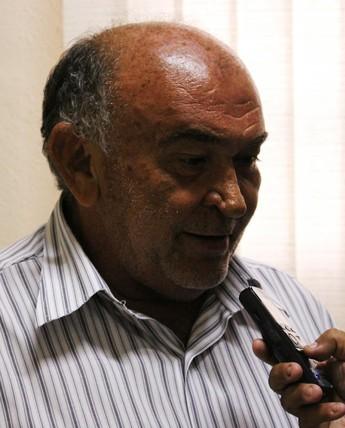 Francisco Ispo Caiçara (Foto: Emanuele Madeira/Globoesporte.com)