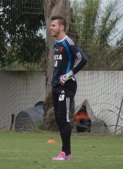 Paulo Victor Flamengo (Foto: Sofia Miranda)