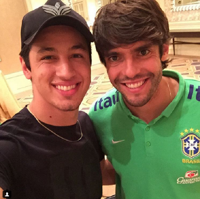 Pastor Guilherme Batista KAká seleção (Foto: Reprodução/Instagram)