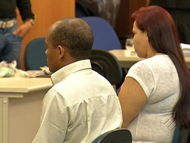 Julgamento Raimundo Nonato e Savana Nathalia, Ananindeua, Caso Joelson (Foto: Reprodução/TV Liberal)