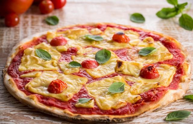 Pizza Vegana (Foto: Mario Rodrigues Jr.)