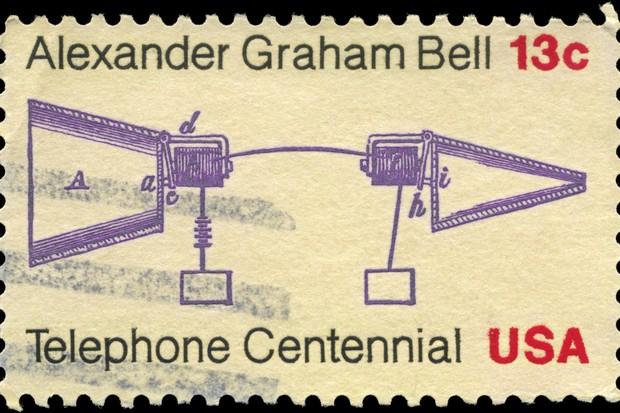 Celo de comemoração aos 100 anos do telefone (Foto: Thinkstock)