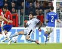 """De Rossi brinca com erro de Buffon: """"Seria melhor se fosse no Juventus"""""""