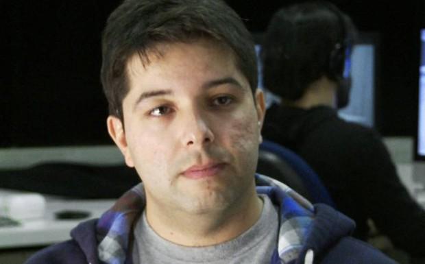 23 anos depois, Fabrcio Bittar trabalha como diretor de TV e Cinema (Foto: Acervo Pessoal)
