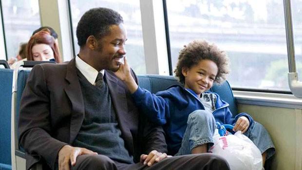 Sessão da Tarde: Will Smith 'À Procura da Felicidade' (Divulgação)