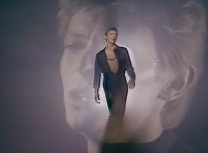 O clipe de Heroes, de David Bowie (Foto: Reprodução)