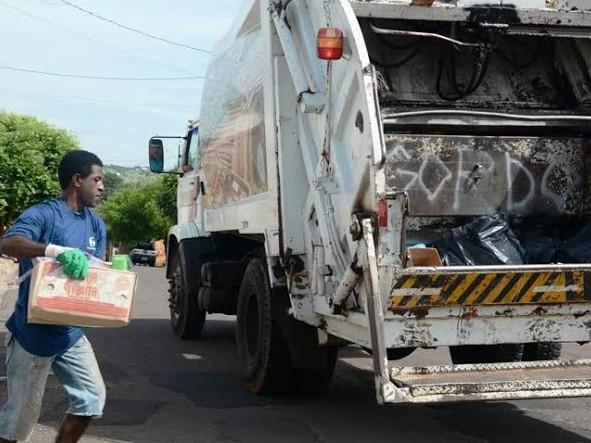 Nos bairros que não foram citados coleta de recicláveis acontece normalmente (Foto: Prefeitura de Presidente Prudente/Divulgação)