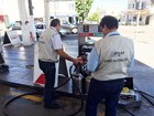 Operação constata 17 irregularidades em postos de combustíveis