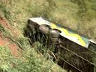 Acidente entre ônibus e carro deixa um morto e 20 feridos em Clementina