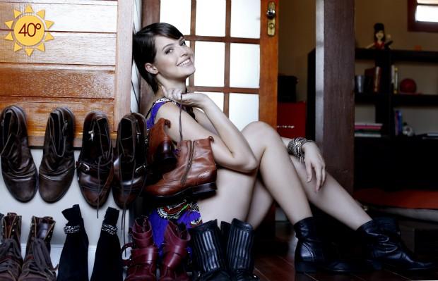 Agatha Moreira (Foto: Marcos Serra Lima/Ego)