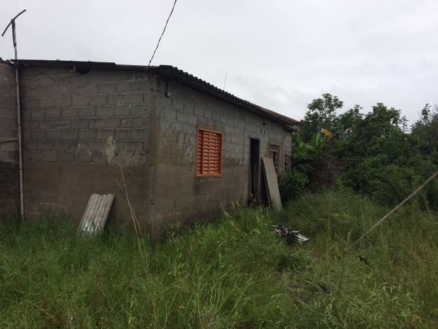 Estupro aconteceu em uma casa em Iguape (Foto: G1)